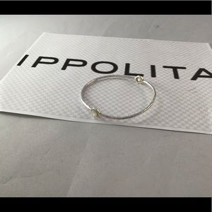 Ippolita Sterling Silver Two Stone Mother of Pearl
